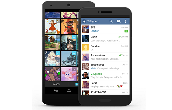 download telegram app for blackberry