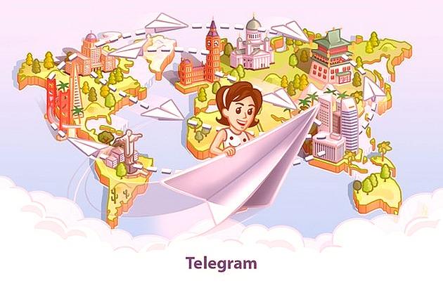 Telegram v1.3.30 apk is here for Download