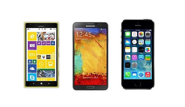 Top 2014 Smartphones
