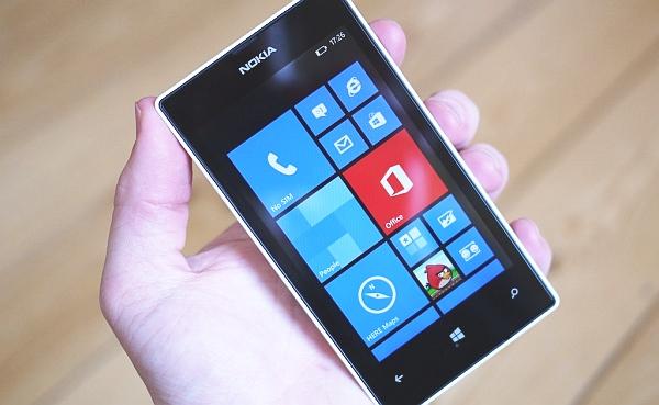 Nokia smartphones with Windows phone 7
