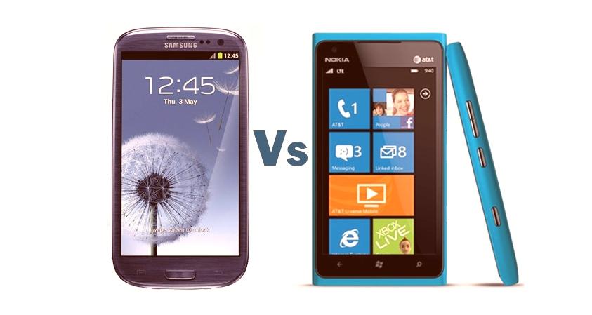 Nokia Smartphones Vs Samsung Smartphones