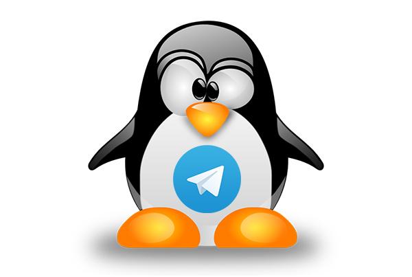 Telegram for Linux : Ubuntu, Fedora, Debian, Gentoo and openSUSE