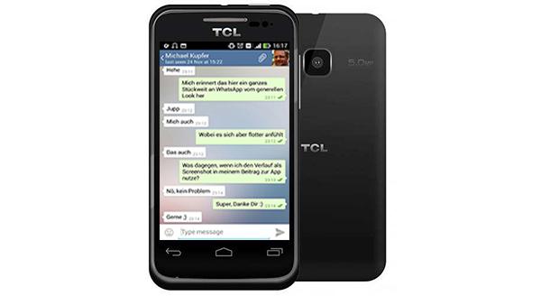 Telegram for TCL