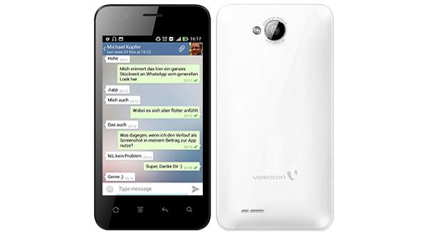 TELEGRAM-Videocon-A301