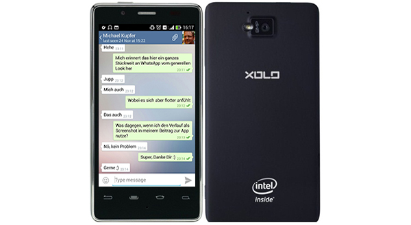 Telegram for Xolo