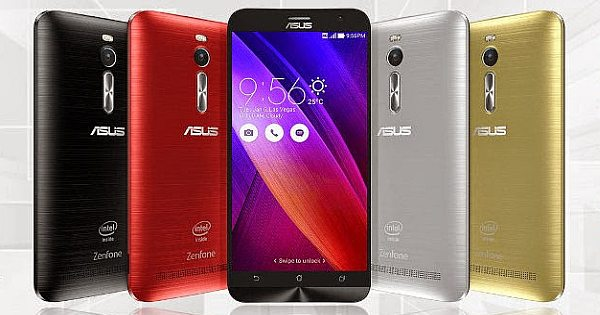 Lenovo Zenfone 2, $300 smartphone with 1080p screen and 4GB RAM