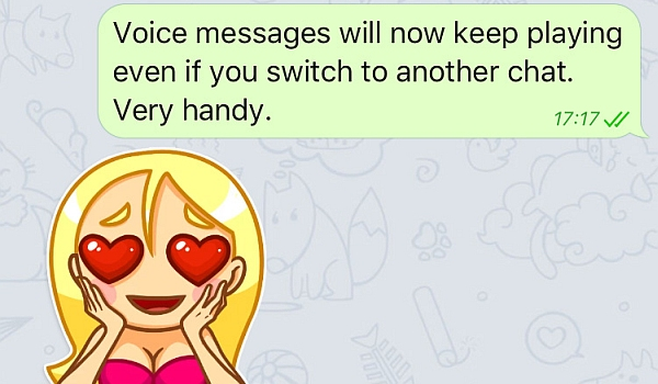 Telegram s Voice Messages 2.0