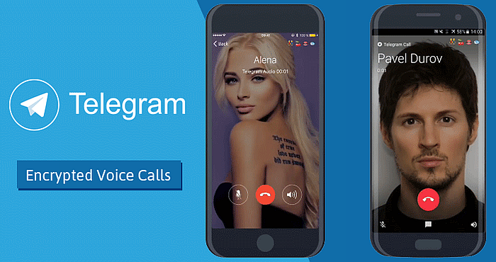 Telegram launches audio calls, hyping end-to-end encryption